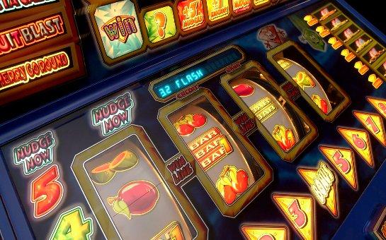Игровые автоматы – возможность сорвать джекпот