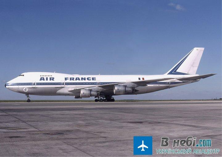 Boeing 747-100