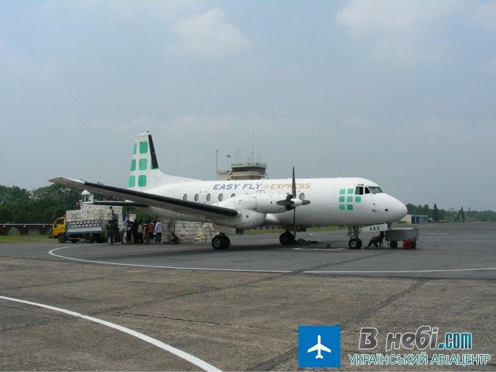 BAe 748