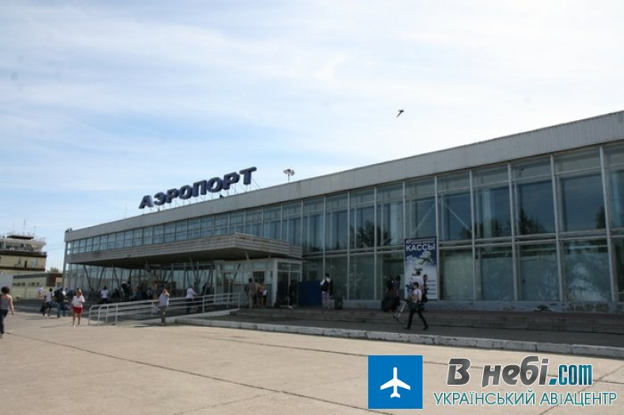 Аеропорт «Суми» (Sumy Airport)
