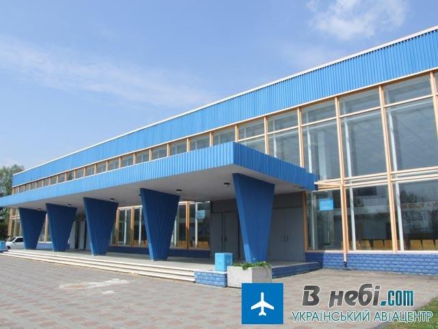 Міжнародний аеропорт «Рівне» (Rivne Airport)