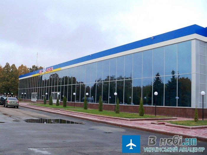 Аеропорт «Кіровоград» (Kirovograd Airport)