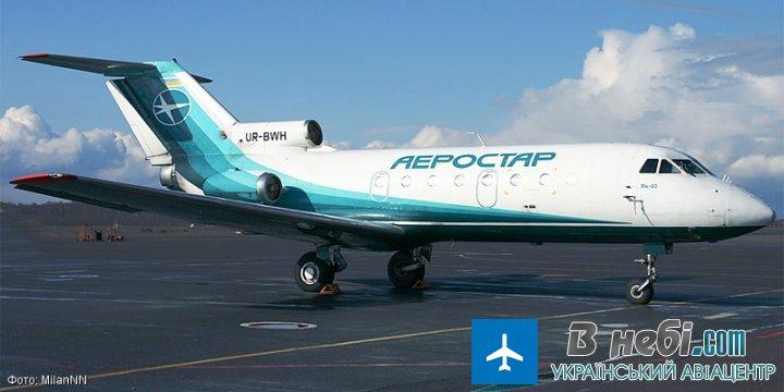 Aerostar (Аеростар)