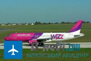Wizz Air Україна зібралася літати з Києва до Неаполя
