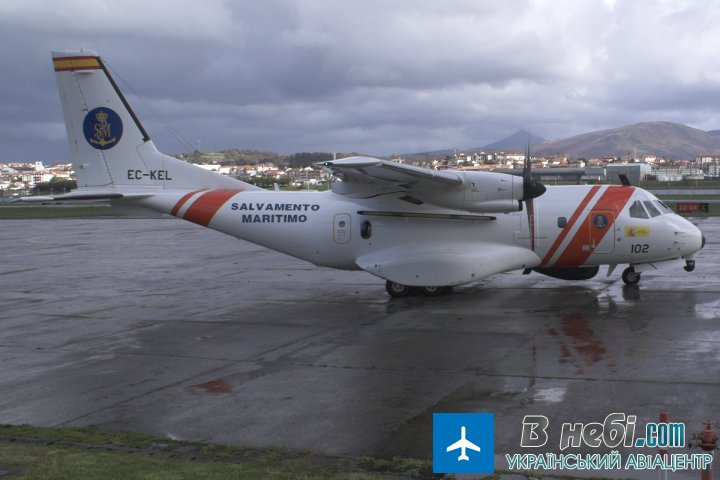 Indonesian Aerospace CN-235