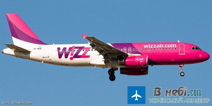 Wizz Air Ukraine (Візз Ейр Україна)
