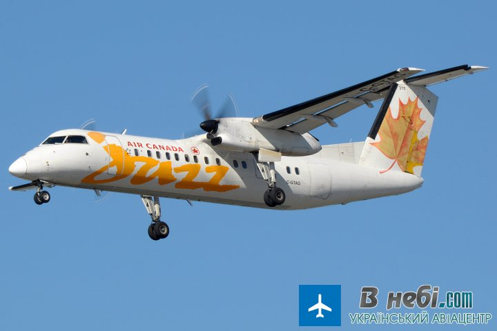Bombardier Dash 8 Q100/200