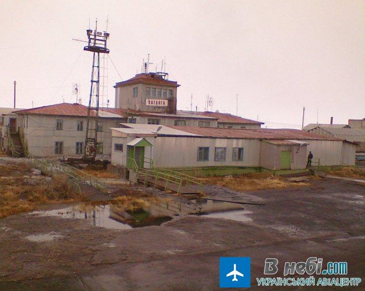 Аеропорт Хатанга (Khatanga Airport)