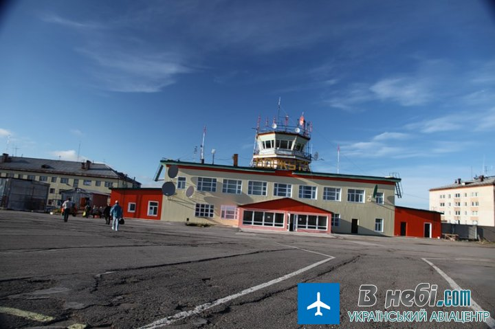 Аеропорт Воркута (Vorkuta Airport)