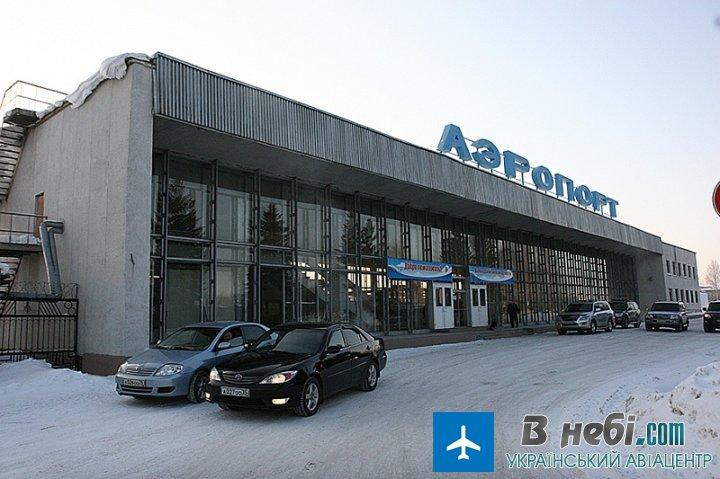 Аеропорт Вологда (Vologda Airport)