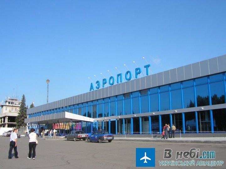 Аеропорт Барнаул (Barnaul Airport)
