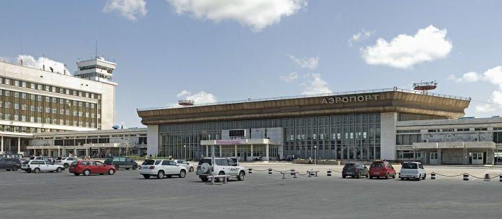 Аеропорт Хабаровськ Новий (Khabarovsk Novy Airport)