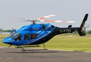 В Австрії впав туристичний вертоліт