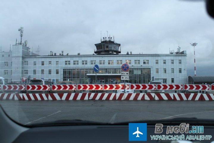 Аеропорт Южно-Сахалінськ Хомутове (Yuzhno-Sakhalinsk Khomutovo Airport)