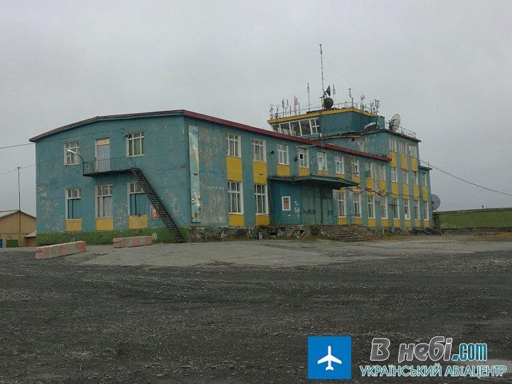Аеропорт Тіксі (Tiksi Airport)