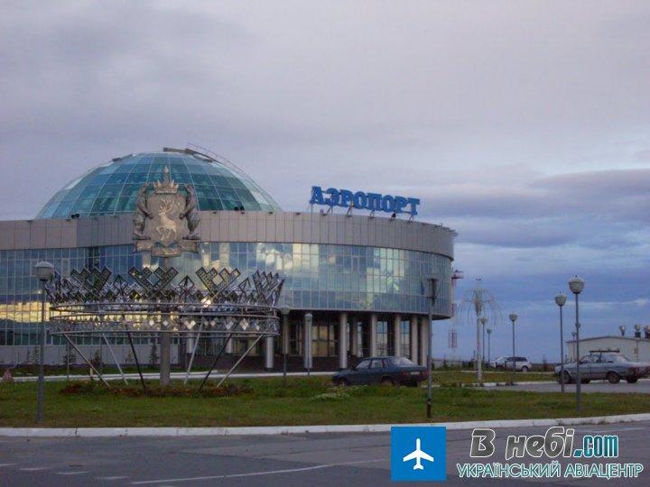 Аеропорт Салехард (Salekhard Airport)