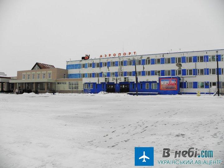 Аеропорт Новий Уренгой (Novy Urengoy Airport)