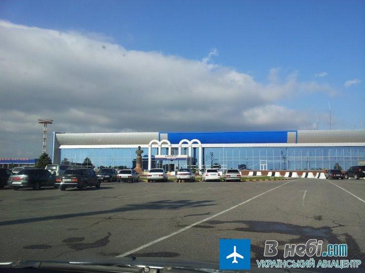 Аеропорт Махачкала Уйташ (Makhachkala Uytash Airport)