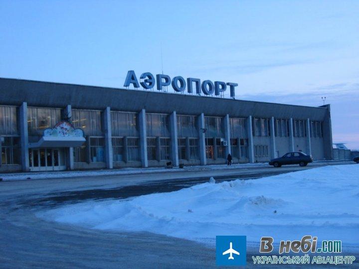 Аеропорт Іжевськ (Izhevsk Airport)