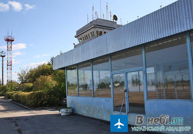 Аеропорт Єрмоліно (Ermolino Airport)