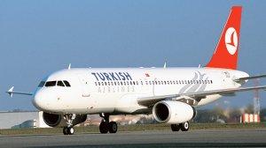 Турецький літак посадили в Стокгольмі через загрозу вибуху
