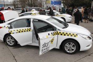 В Борисполі більше немає Sky Taxi