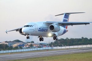 Україна передала четвертий АН-158 кубинській авіакомпанії