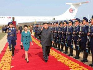 Кім Чен Ин вибрав собі літак