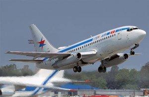 Boeing 737 здійснив вимушену посадку через відмову однієї із систем