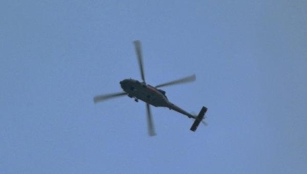 Військовий вертоліт США розбився в Кувейті, троє членів екіпажу поранені