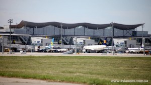 Аеропорт «Бориспіль» майже за рік обслужив близько 6,5 мільйонів пасажирів