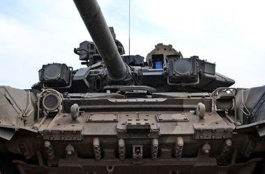Два танки терористів підбила Українська авіація