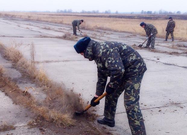 На Чернігівщині реставрують аеропорт