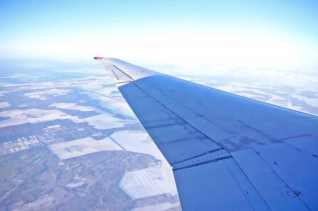 Літак російського МНС доставив українців із Сирії в Москву
