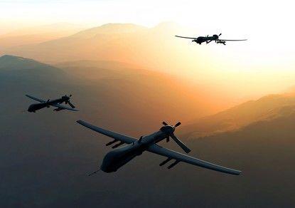 Іран випробував «безпілотник-самогубець»