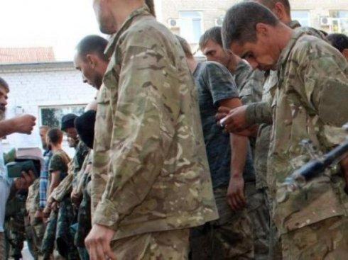 Майже 200 військовослужбовців ЗСУ перебуває в полоні бойовиків