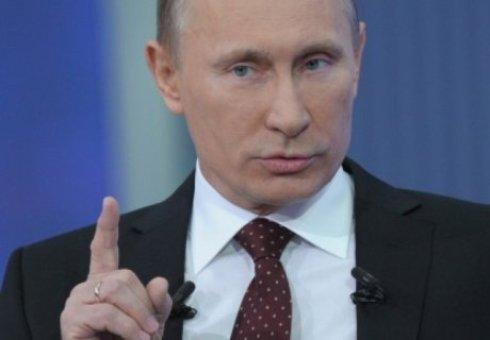 Путін обурений тим, що чеченських сепаратистів називають «повстанцями»