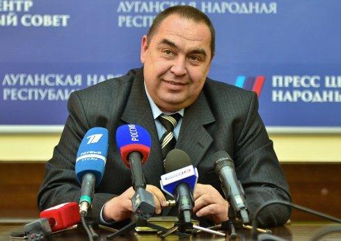 Ігор Плотницький запропонував банді «Всевеликого війська Донського» вступити в ряди «народної міліції «ЛНР» або здати форму і зброю