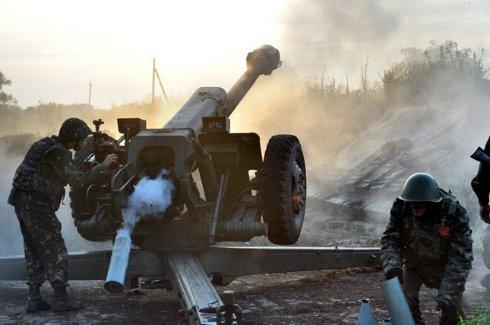 Партизани об'єднались з силами АТО і тепер разом долатимуть ворога