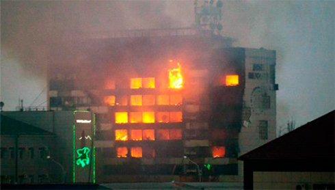 70 поліцейських загинуло в результаті боїв у столиці Чечні