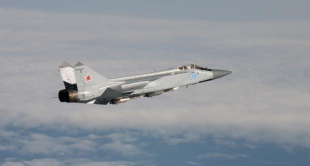 Через військові літаки РФ, НАТО за тиждень піднімало у небо більше 20 разів винищувачі