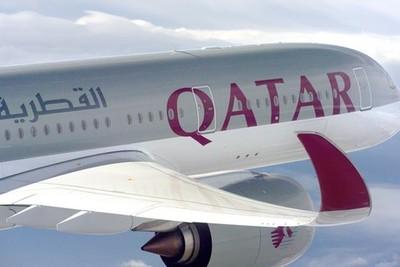 Qatar Airways отримав перший літак Airbus A350