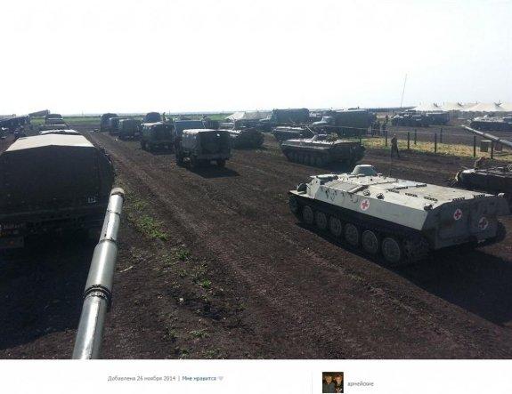 На кордон з Україною Росія переправила озброєну бригаду із Алтая