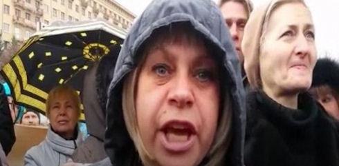 У Харкові судять медсестру, яка навесні добивала ногами активістів Євромайдану