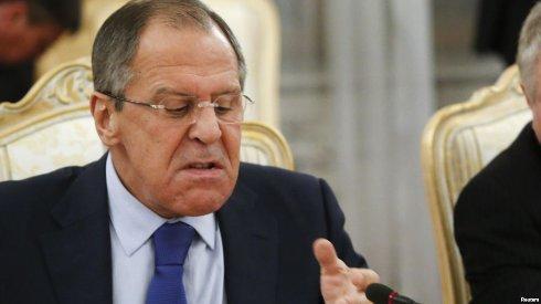 Лавров назвав «ДНР» і «ЛНР» гнійниками