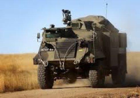 В зону АТО прибуде 20 бронеавтомобілів Saxon