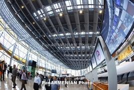 Літак Київ-Тбілісі сів у Єревані, викликавши паніку азербайджанських пасажирів