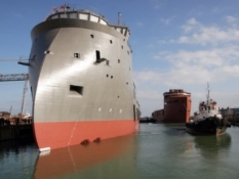 Порти практично припинили свою роботу в окупованому Криму