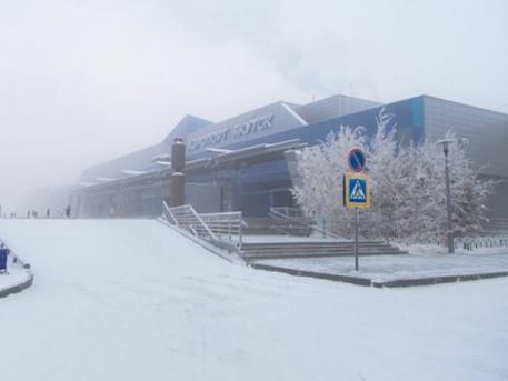 Аеропорт Якутська евакуйований через підозрілу сумку