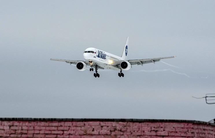 Новосибірський аеропорт Толмачево подав позов до UTair